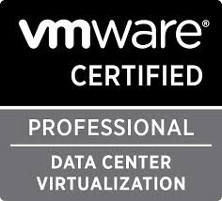 VCP-DCV, VMware Certified Professional - Data Center Virtualization